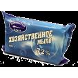 Мыло хозяйственное твердое 72% 100 гр (флоу-пак)