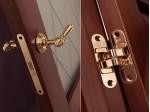 Для чего нужна дверная фурнитура?