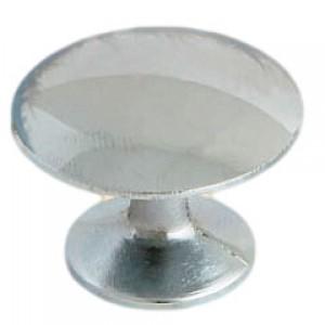 Ручка-кнопка 306 (5022) хром