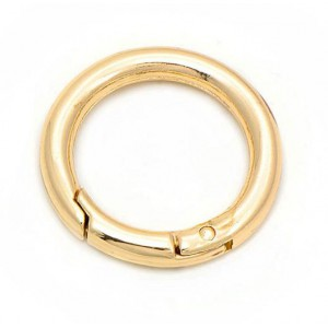 Карабин-кольцо д.3,3 см