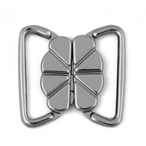 Застежка д/купальника металл ш.2 см