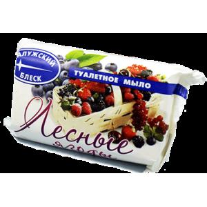 Мыло туалетное 100 гр лесные ягоды