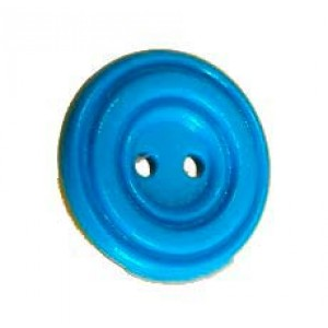 Пуговицы 17мм 2 прокола, голубые, красные, белые (1000шт)