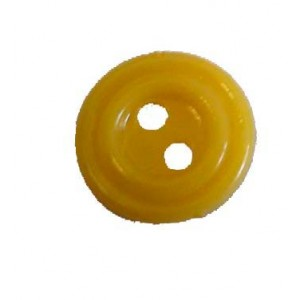 Пуговицы 20мм 2 прокола, желтый, лимон, василек (1000шт)