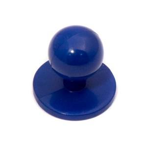 Пукля поварская 11мм темно-синий (100шт)