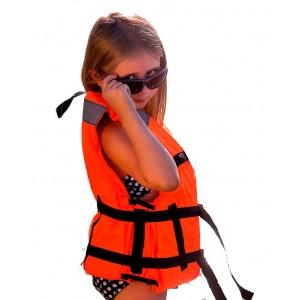 Детский Жилет спасательный Юнга, Оксфорд PU, до 55кг