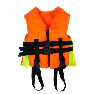 Детский Жилет спасательный Кроха, Оксфорд PU, 3-6 лет, до 35кг