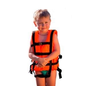 Детский Жилет спасательный Сёма, Оксфорд PU, до 50кг