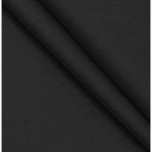 Ситец черный/ светлое крашение 80 см. 64+/,5 г/м.кв