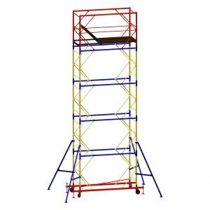 Вышка-тура ВС-250/0.7 Базовый блок + 2 секции (3,9м)